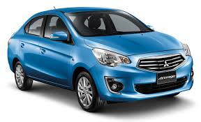 mitsubishi attrage the mirage sedan is named launching in july
