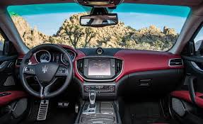 2015 Maserati Ghibli Interior The 2017 Maserati Ghibli An Exciting Ride For The Road