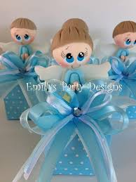 Angel Decorations For Baby Shower Angel Favor Baptism Favor Boxes Favor Baby Shower Favor