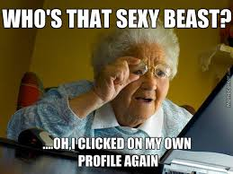 Sexy Adult Memes - sexy grandma by quadcoregaming meme center
