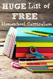free homeschool curriculum resources archives money huge list of places to find free homeschool curriculum