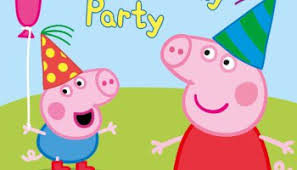peppa pig birthday peppa pig my birthday party andersonvision