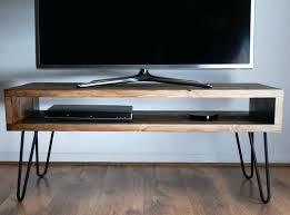 Corner Desk Solid Wood Tv Stand Cool Reflekt Weathered Oak And Pure White Storage