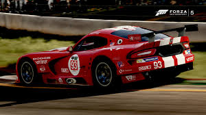 Dodge Viper 2014 - getting your livery featured in