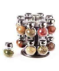 Soho Magnetic Spice Rack Stainless Steel Soho Magnetic 12 Canister Spice Rack Set Zulily