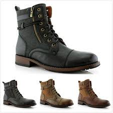 ankle boots for men ebay