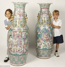 Porcelain Vases Uk How A 19th Century Vicar Who Saved A Drowning Boy Was Rewarded
