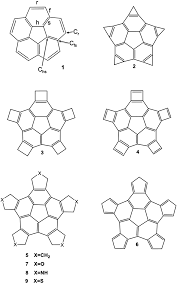 ring annelated corannulenes as fullerene receptors a dft d study