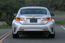 lexus rc 200t canada 2018 lexus rc gets modest enhancements confusing nomeclature