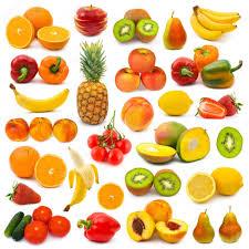 set of fruits and vegetables u2014 stock photo violin 4211667
