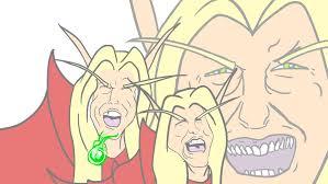 Meme Laugh - kael thas laugh meme by terowin senpai on deviantart