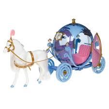 walt disney s cinderella twinkle lights carriage toys