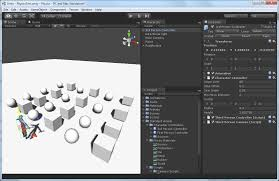 unity effects tutorial physics in unity 3 53d game engine programming