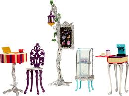Book End Ever After High Village Of Book End Beanstalk Bakery Cafe Play
