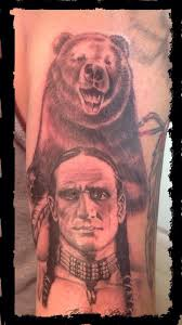 arm indian black and grey eugene