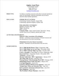 Sample Resume Business Owner by Resume Examples For Hairstylist Business Resume Examples Business
