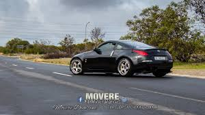 nissan 370z blacked out blackout supercharged nissan 350z movere