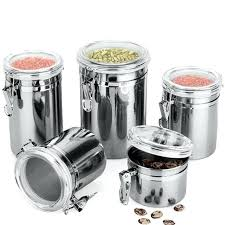 kitchen canisters australia canisters kitchen metal storage food bottles sugar tea coffee beans
