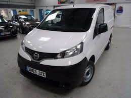 nissan nv200 office used nissan nv200 vans for sale in sheffield south yorkshire