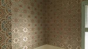 patterned wallpaper u2013 ugly house photos