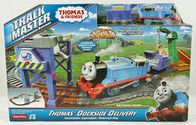 dockside delivery and friends trackmaster wiki