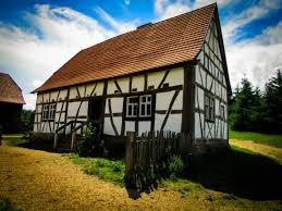 traditional european houses exhibits