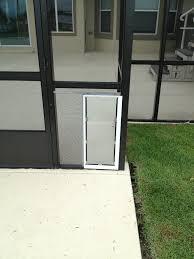 Exterior Dog Doors by Doggie Door U0026 15 Lite 9 Lite Steel Patio Prehung Double Door Unit