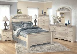 White King Size Bedroom Furniture Grey Tufted Large Size Bed Frames With Awesome Interior
