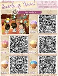 animal crossing new leaf qr code hairstyle pin by lauren wang on animal crossing pinterest qr codes
