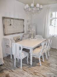 Shabby Chic White Dining Table by 813 Best Dining Rooms Images On Pinterest Home Shabby Chic