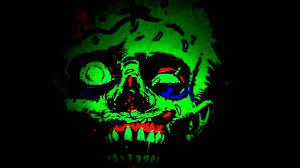 my room black light paint youtube