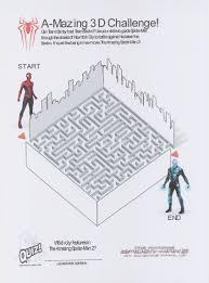 alfa img showing u003e amazing spider man 2 coloring book