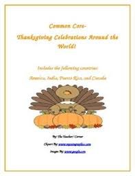 7 best images about thanksgiving thematic unit on