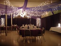 Tulle Wedding Decorations Tulle And Lights Wedding Decor Wedding Corners