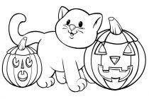 halloween coloring page halloween coloring pages 2017 happy