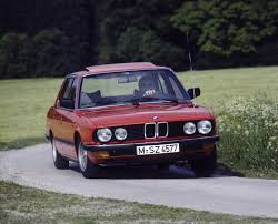 Bmw 530 1995 History Of The Bmw 5 Series