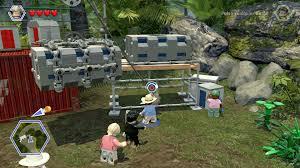 lego jurassic world jeep análisis de lego jurassic world hobbyconsolas juegos