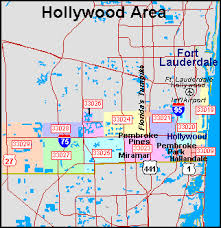 Palm Beach Florida Zip Code Map Broward County Zip Codes Maps U2013 Epro