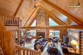 log cabin design plans lofted log floor plan from golden eagle log homes