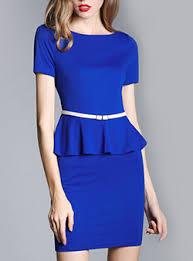 peplum dress peplum dresses for women cheap price