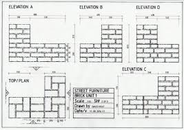 ground plan elevation and section davidneat