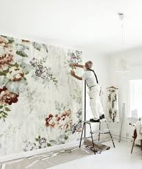 the best and most beautiful wallpaper murals apartment therapy