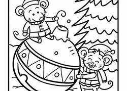 preschool christmas worksheets u0026 free printables page 2