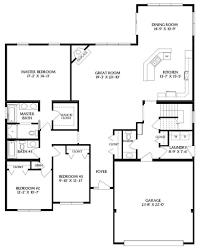 3 bedroom modular home floor plans providence of generation ranch collection excel modular homes