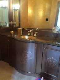 Powder Room Photos - a powder room you never want to leave clr design services