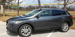mazda ll 2013 mazda cx 9 grand touring awd review