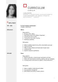 download resume template for wordpad free download resume templates resume