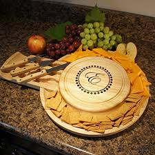 personalized cheese platter personalized cheese board serving tray with cheese