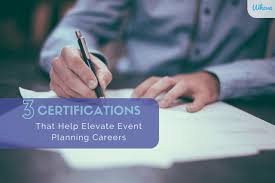 3 certifications that help elevate event planning careers whova