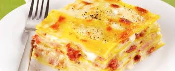 cuisine lasagne facile lasagna al forno facile ai formaggi sale pepe